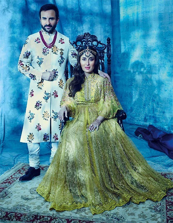 Kareena Kapoor and Saif Ali Khan's recent photoshoot (6)