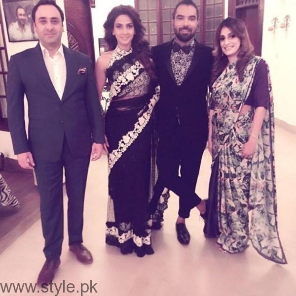 Lahore Se Aagey Cast
