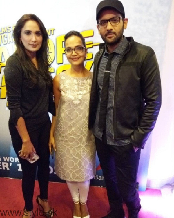 Lahore Se Aagey Premiere In Karachi
