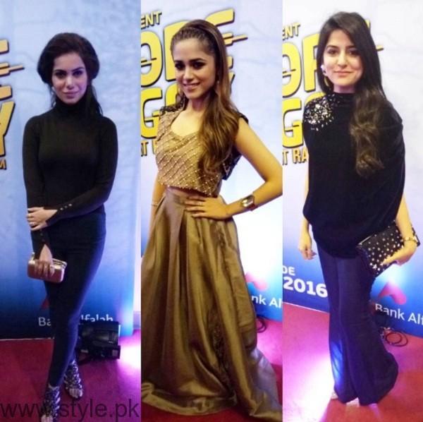 Lahore Se Aagey Premiere In Karachi Pics