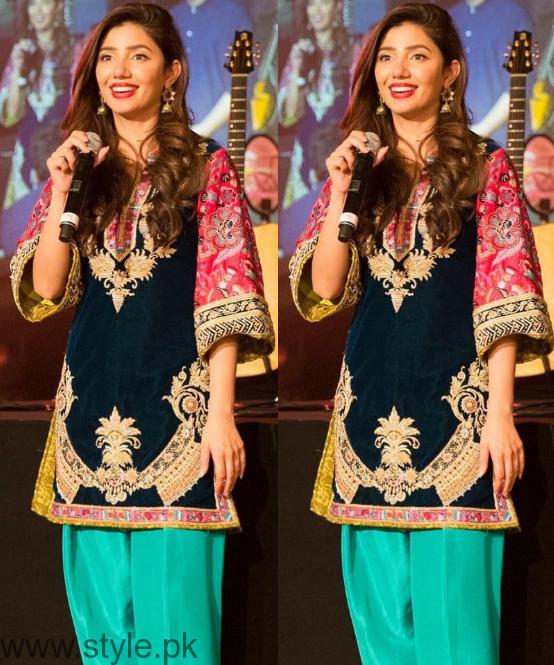 Mahira Khan Beautiful Shalwar Kurta