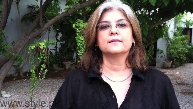 Marina Khan - Evergreen Pakistani Actress