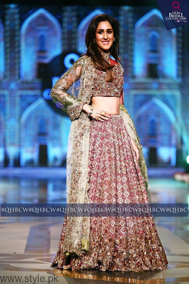Mira sethi - Bridal Couture Week 2016 Day 3