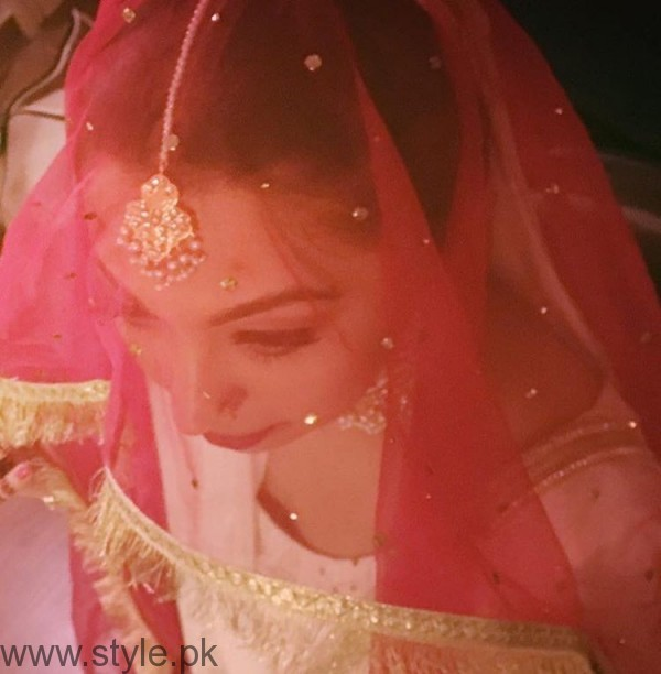 Model Rubya Chaudhry's wedding Pictures  (10)