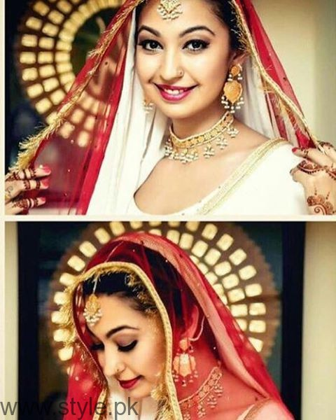Model Rubya Chaudhry's wedding Pictures  (8)