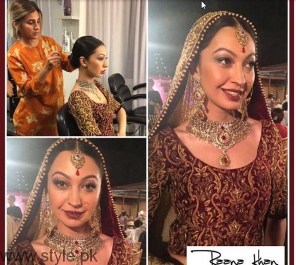 See Model Rubya Chauhdry's Rukhsti Ceremony
