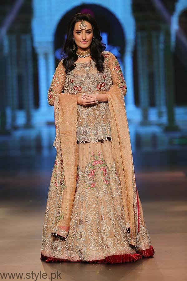 Momal Sheikh - Bridal Couture Week 2016 Day 1