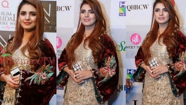 Momina Mustehsan at Bridal Couture Week 2016