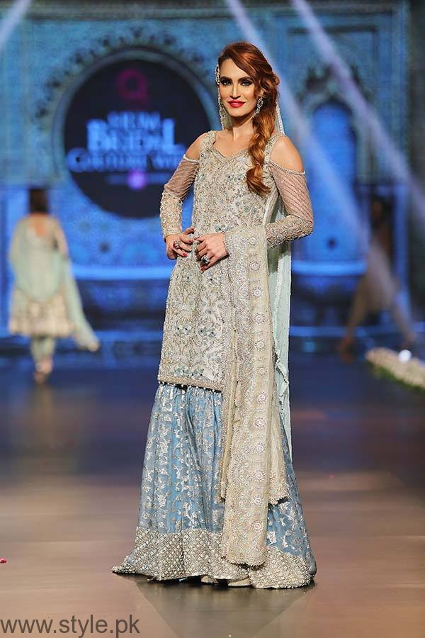 Nadia Hussain - Bridal Couture Week 2016 Day 1