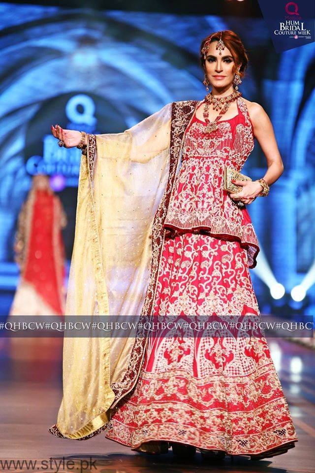 Nadia Hussain - Bridal Couture Week 2016 Day 2
