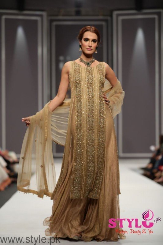 Natasha Kamal's Dresses at Fashion Pakistan Week 2016 (2)
