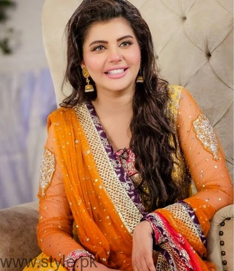Nida Yasir Morning Show Host
