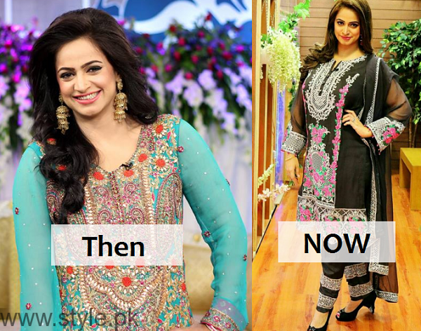 Noor Bukhari Weight Gain
