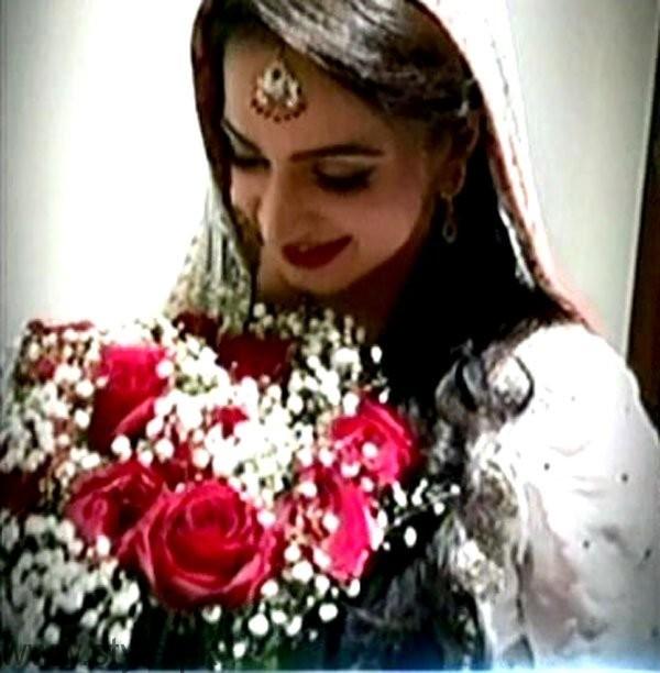 Noor Bukhari and Wali Hamid Khan Wedding Pictures