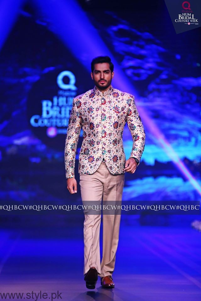 Omar Shahzad - Bridal Couture Week 2016 Day 2