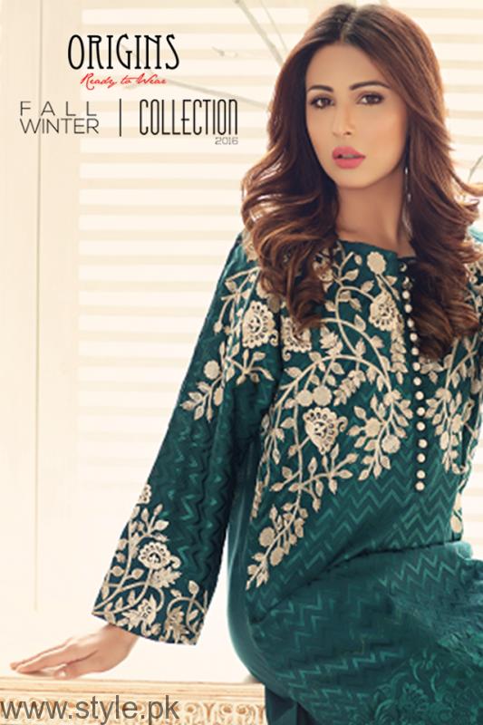 Origins Winter Dresses 2016-2017 For Women