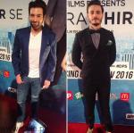 Osman Khalid Butt and Mikaal At Dobara Phir Se Karachi Premiere