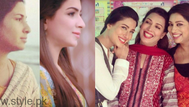 Pakistani Actresses Who Look Like Their Mother