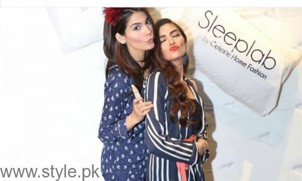 See Pakistani Celebrities at Pajama Party