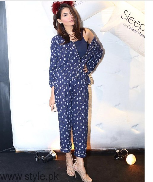 Pakistani Celebrities at Pajama Party (3)