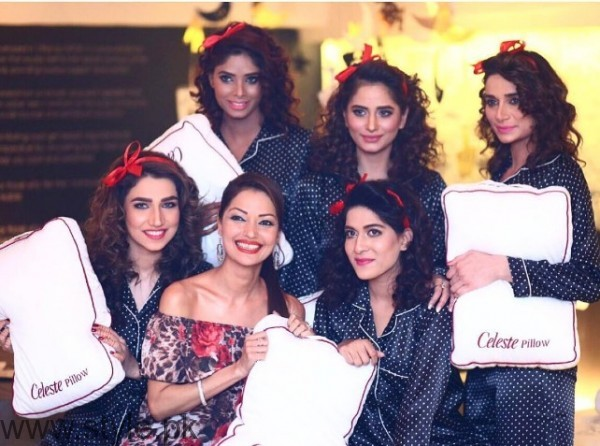 Pakistani Celebrities at Pajama Party (4)