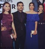 Pakistani celebrities at Dobara Phir Se Karachi Premiere