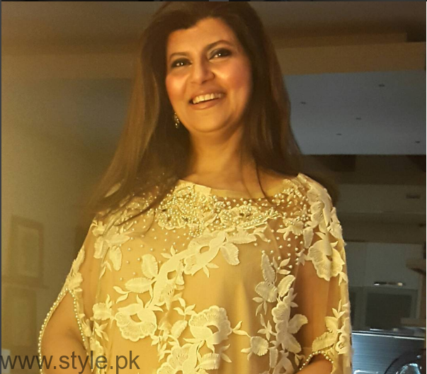 Rubina Ashraf - Pakistani Veteran Beautiful Actress