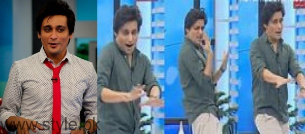 Sahir Lodhi Morning Show
