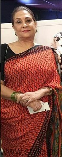 Samina Ahmad - Pakistani Veteran