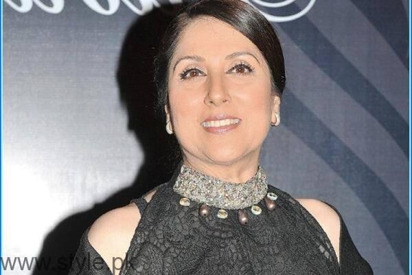 Samina Peerzada - Evergreen PAkistani Actress