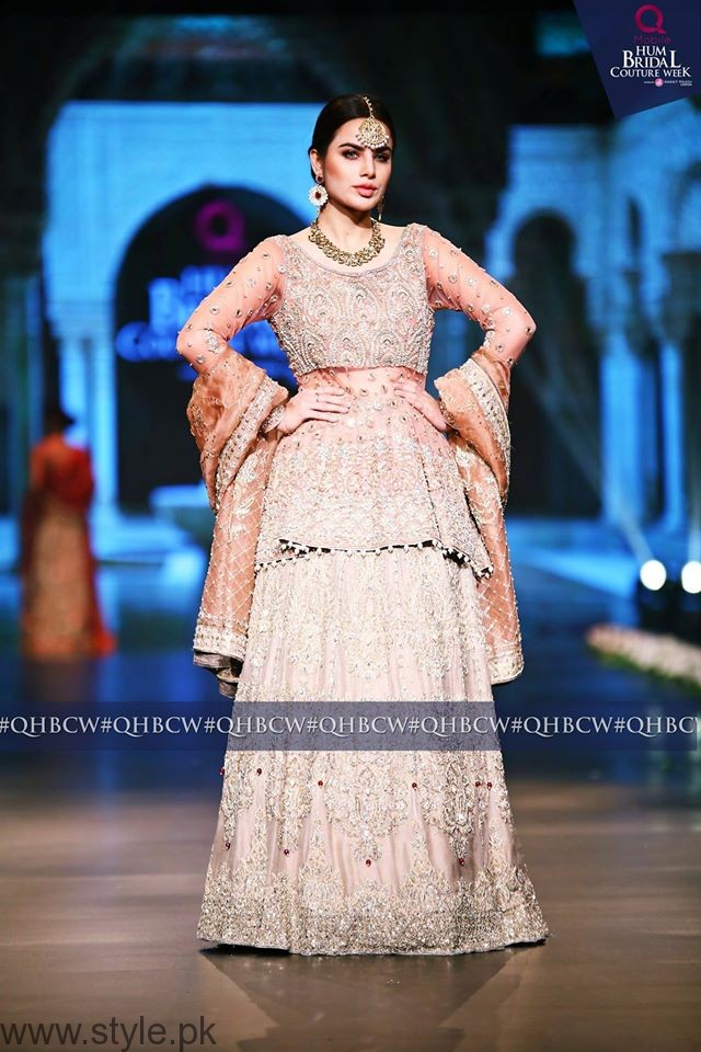Sana Sarfaraz - Bridal Couture Week 2016 Day 1
