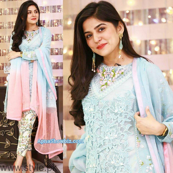 Sanam Baloch Beautiful Photo