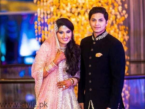 Sania Mirza's Sister Anam Mirza's Wedding Pictures (3)