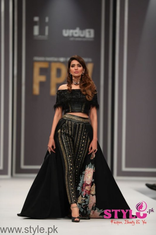 Shehla Chatoor Fashion Pakistan Week 2016 Day 2