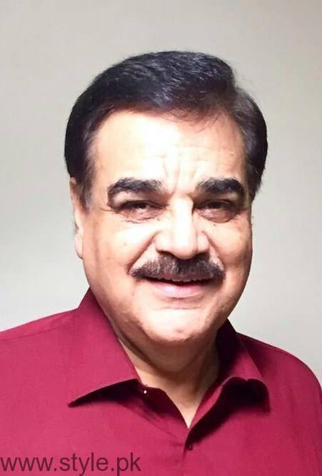 Shehryar Zaidi- Veteran Pakistani Actor