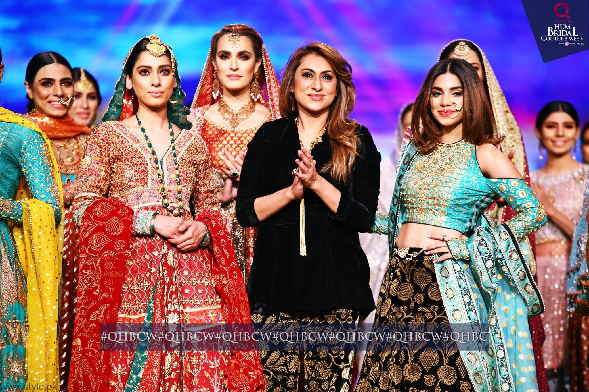 Sonia Hussain - Bridal Couture Week 2016 Day 3