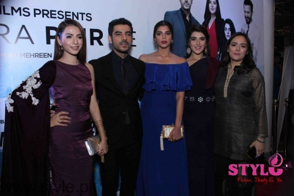 Team Dobara Phir se at Star-studded premieres for Dobara Phir Se