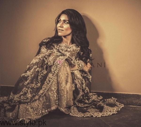 Tena Durrani Bridal Dresses 2016 For Women001