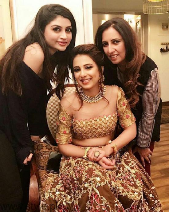 Ushna Shah Bridal Photoshoot 2016
