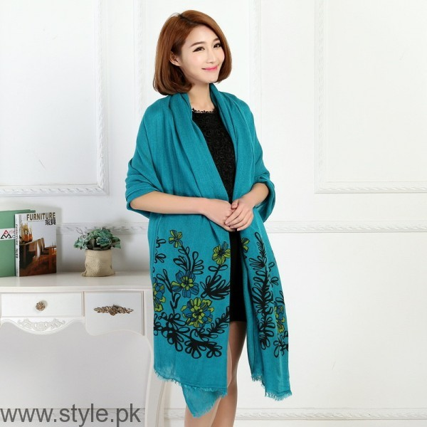 Wool Shawls in Pakistan (13)
