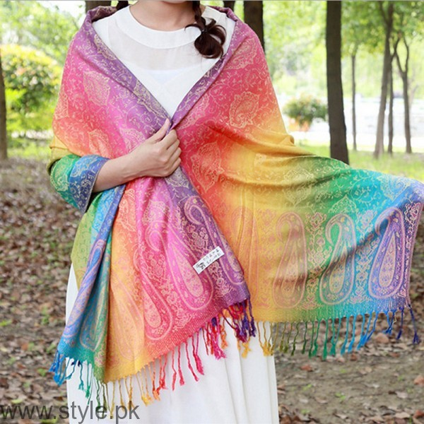 Wool Shawls in Pakistan (15)