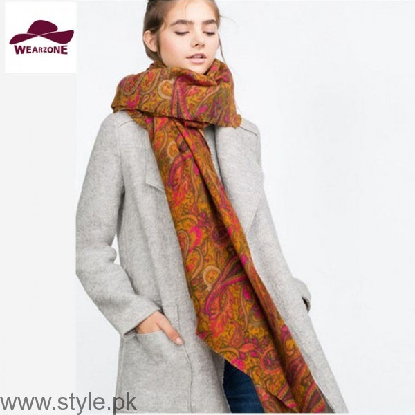 Wool Shawls in Pakistan (18)