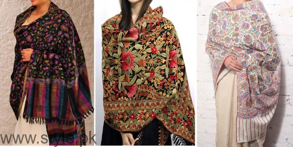 Wool Shawls in Pakistan (4)