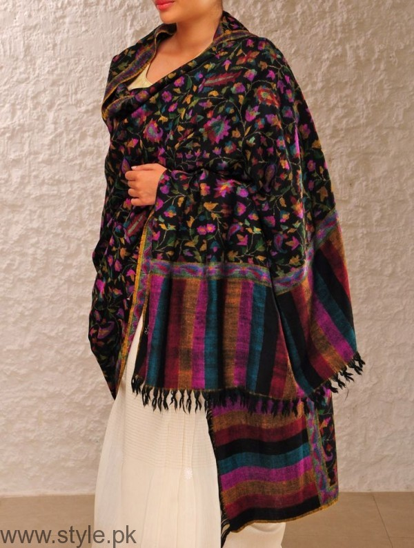 Wool Shawls in Pakistan (6)