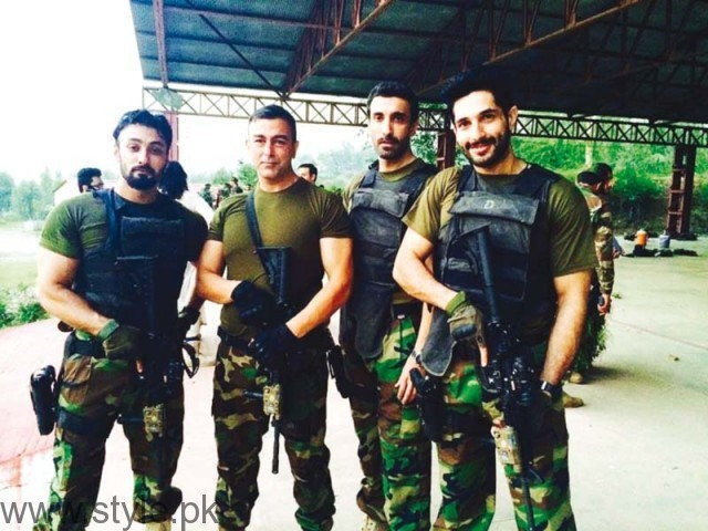Yalghaar Pakistani Movie