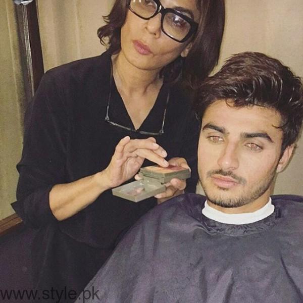 arshad khan chaiwala at nabila salon