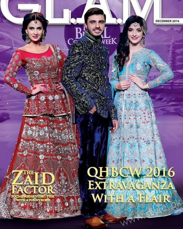 See Chai Wala Arshad Khan with these hotties on cover of Glam