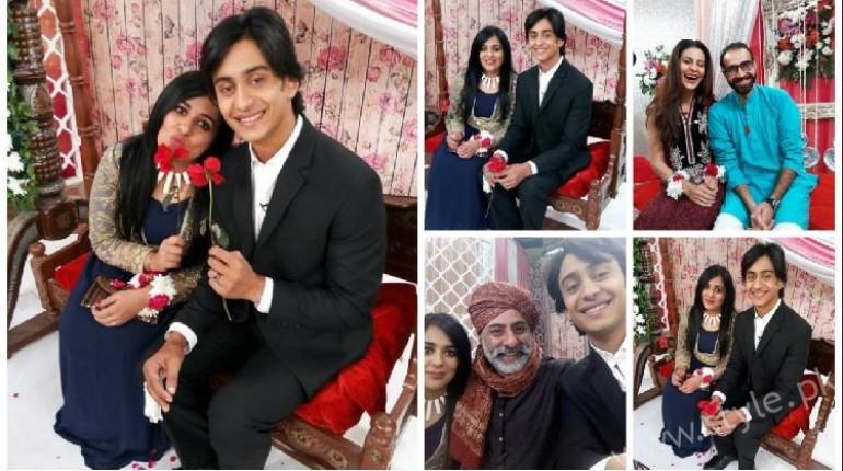 Abdul Hadi Yasra Rizvi Sanam The Morning Show