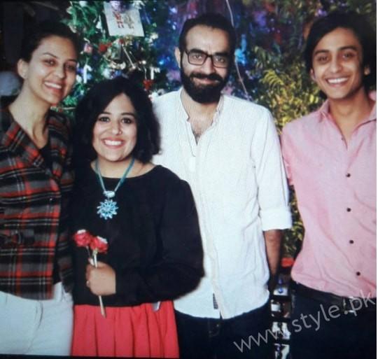 Actress Yasra Rizvi got Engaged (6)