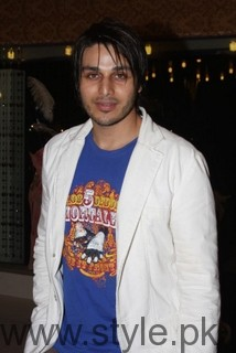 Ahsan Khan Old Pic